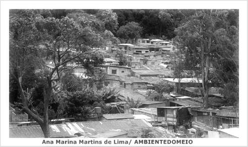 Area de Risco em São Bernardo do Campo