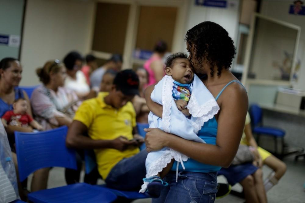 Dream Team do Passinho, parceiros do Fundo de População das Nações Unidas (UNFPA) para aumentar a conscientização sobre zika e direitos. Foto: Dream Team do Passinho/divulgação