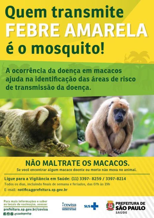 proteção macacos