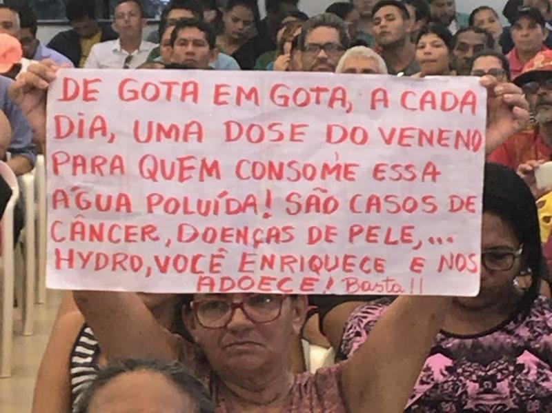 Audiência Pública HYDRO ALUNORTE