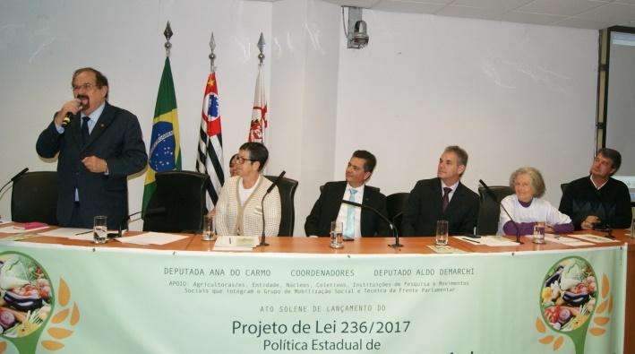 Lançamento da PL 236/2017