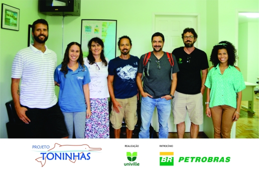 Equipe Projeto Toninhas