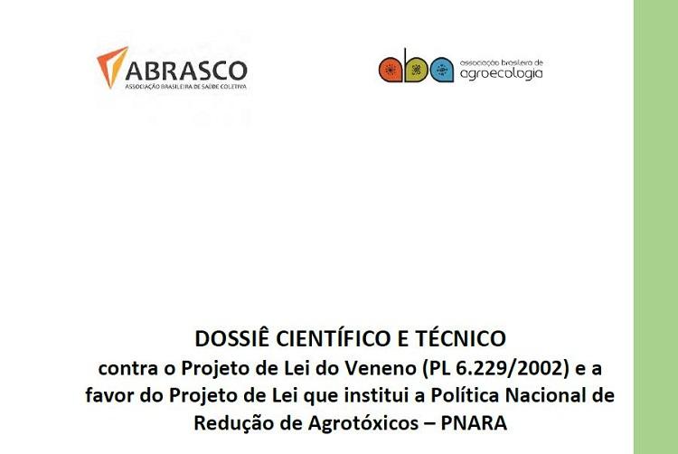 dossiê científico e técnico contra o PL 6229/2002