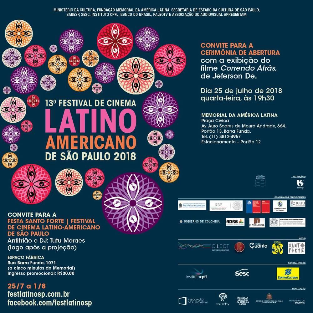 festival latino americano de cinema