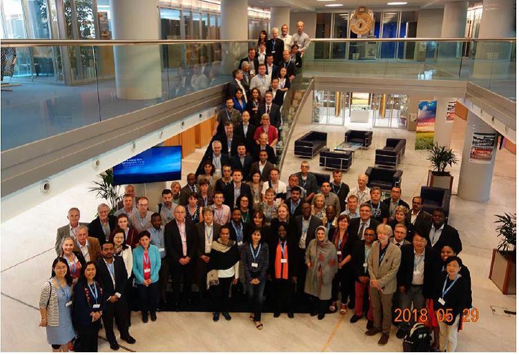 Equipe do IPCC