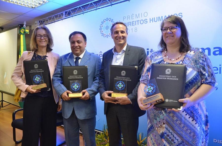 Prêmio Ministério dos Direitos Humanos brasileiro