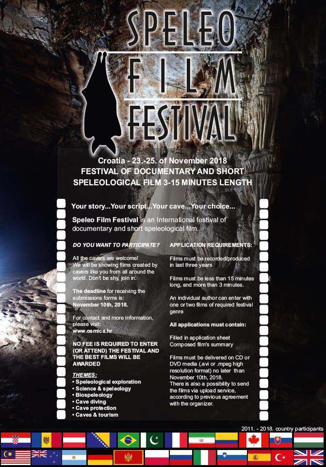 speleo festival