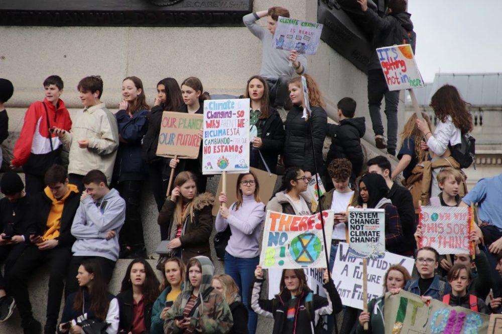 artigo jovens e mudanças climáticas